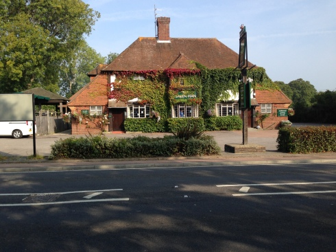 The Green Man Pub, Ringmer
